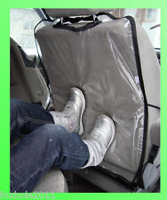 Car Back Seat Protector Foil Colourless PVC