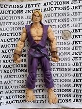 sota STREET FIGHTER sf STREETFIGHTER 2 PURPLE GI COSTUME KEN MASTERS variant