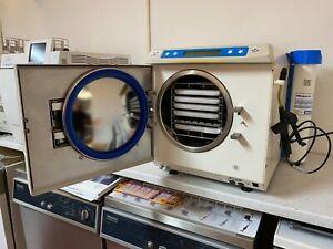 Melag Vacuklav 31 B Sterilisator B-Klasse Autoklav 17-Liter sehr gepflegt