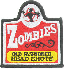 """Wendys"" Zombie Morale Patch, 3"" x 3.5"""
