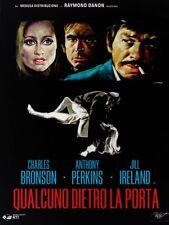 Dvd Qualcuno Dietro La Porta (1971) - Charles Bronson......NUOVO