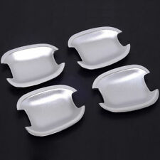 For Chevrolet Cruze 2009-2014 Chrome Door Handle Cup Bowl Cover Trim