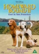 WALT DISNEY = Homeward Bound 2 - Lost In San Francisco =VGC CERT U