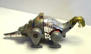 TAKARA Transformers Hasbro Gen 1 Dinobot Sludge Brontosaurus Rex Dinosaur 1984