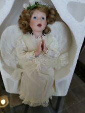 New ListingBradford Editions Delicate Blessings Doll Tree Topper 88461 - 1999