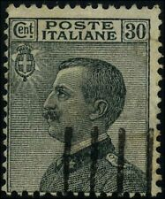 Italy 1925 stamps definitive USED Sas 185 CV < $5.00 180506217