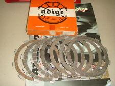 série 6+1 disques d'embrayage garnis Adige code HO22 HONDA 350