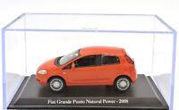MODELLINO AUTO FIAT GRANDE PUNTO SCALA 1/43 DIECAST MINIATURE CAR MODEL NOREV