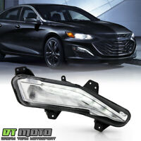 2019-2020 Chevy Malibu Bumper Signal Light w/LED DRL Fog Lamp RH Passenger Side