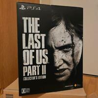 The Last of Us Part II Collector's Edition Sony PlayStation 4 PS4