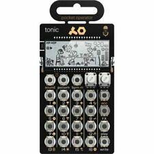 Synthesizer Teenage Engineering PO32 DJ Tonic Drum Sequenzer schwarz  OVP fehlt