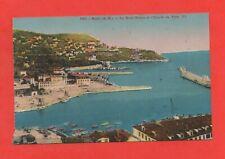 NICE - Le Mont Boron et l'entrée du port   (C1308)