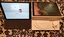 ipad Pro 12.9in 256gb 4 cellular with  magnetic keyboard 2nd generation
