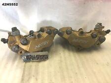HONDA VTR 1000F  2003  FRONT BRAKE CALIPERS LOT42  42H5552 - M682