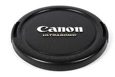 Canon 67mm USM Front Lens Inside Squeeze Plastic Lens Cap *EX*