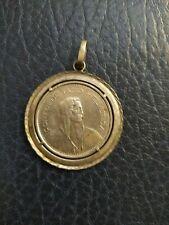 Schweiz 5 Franken 1967 B Münzanhänger Anhänger echtes Silber mit Öse 23 Gramm
