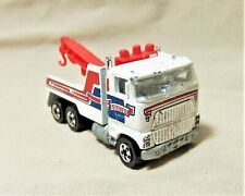 1981 Hot Wheels Steve's Towing Big Wrecker Tow Truck Malaysia 8036