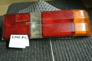 1983 - 1985 MAZDA GLC SEDAN LEFT DRIVER SIDE TAIL LIGHT LAMP OEM , 166-58061