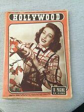 Rivista Cinema Hollywood 1947 n° 22 Loretta Young  23/6