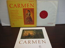 "B27: Bizet ""Carmen"" RCA Soria Series LDS 6164 3LP TAS NM/VG+"