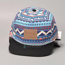 Men's women bboy brim adjustable baseball cap snapback hip-hop hat vintage fit