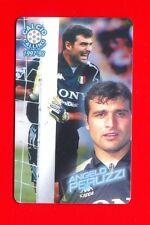 CALCIO CALLING 1997-98 Panini 1997 - Card n. 42 - PERUZZI - JUVENTUS -New