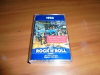 The Rock N Roll Era 1956 By Various Artists (Cassette 1987 Time Life) NEW