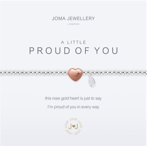 Joma Jewellery A Little Proud Of You Bracelet with Gift Bag