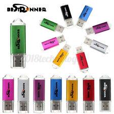 BESTRUNNER 32GB 8GB 4GB USB 2.0 Flash Memory Stick Pen Drive Thumb U Disk Gifts