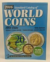 2001-2016 Standard Catalog of World Coins 10th Edition Krause Publications TPB