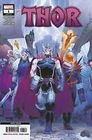 Thor #1 Fourth Print Variant Marvel Donny Cates