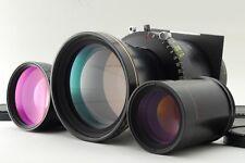 RARE【MINT+++】Nikon NIKKOR T 600mm F9, 800mm F12, 1200mm F18 ED Lens Japan #584