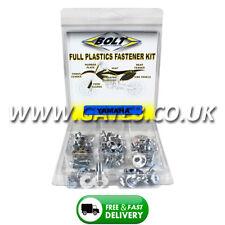 YAMAHA WR250F WRF250 2003-2006 Full Plastics Fastener Kit - Nuts/Bolts/Washers