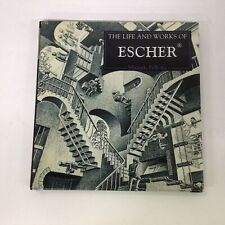 Book 1995. The Life and Works of Escher by Miranda Fellows #417