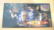 Doctor Who 2005 Commemorative Cover #39 Series 3   /1000 Signed by Thelma Barlow