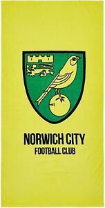 Norwich FC Handtuch Fußball Strand Baumwolle Kinder Geschenk