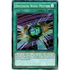 YU-GI-OH! YUGI'S LEGENDARY DECKS * YGLD-ENB22 Diffusion Wave-Motion x3
