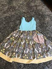 Kpea Size 8 Little Girl Dress