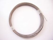 Cable Railing Type 316 Stainless Steel Wire Rope Cable, 1/8, 7x19, 100 ft