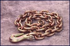 "MO-CLAMP 6012 - 3/8"" x 12' Frame Straightening Chain with Grab Hook"