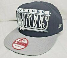 New York Yankees Hat New Era 9Fifty Snapback Adjustable NY