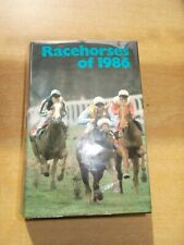 "TIMEFORM ""RACEHORSES OF 1986"""