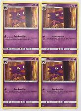 Pokemon - 4 x Haunter - 37/111 SM: Crimson Invasion - Uncommon