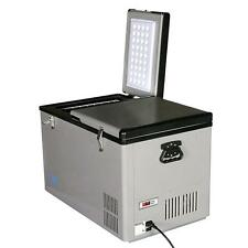 Whynter 62-Quart Dual Zone Portable Fridge/ Freezer, FM-62DZ New