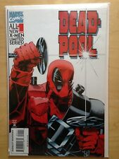 DEADPOOL #1 (NM) 1994 Mini-Series / Marvel Comics Movie X-Men