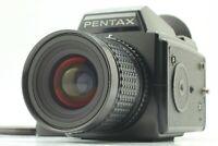 [Near MINT] PENTAX 645 Camera w / SMC PENTAX A 45mm f/2.8 Lens From JAPAN