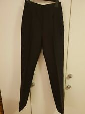 Dsquared, Wool And Silk Blend Trousers, XS
