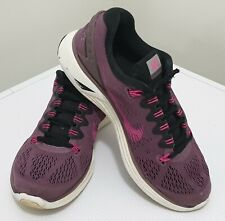 NIKE Lunarglide 5 Women's Running Shoes Sports Sneakers Size US8.5 UK6 Gym