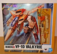 HI-METAL R Macross VF-1D Valkyrie Action Figure Super Dimension Fortress