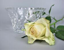 "Superb Webb Corbett cut lead crystal glass Sugar / Sweets / Nuts Bowl. 4 1/4"""